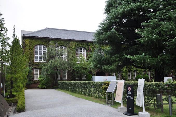 メーザーライブラリー記念館(旧・図書館本館) 【東京都選定歴史的建造物... 立教大学池袋キャン