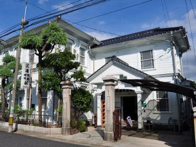日本の建築&庭園 【病院】