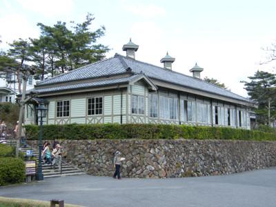 旧・日本赤十字社中央病院病棟