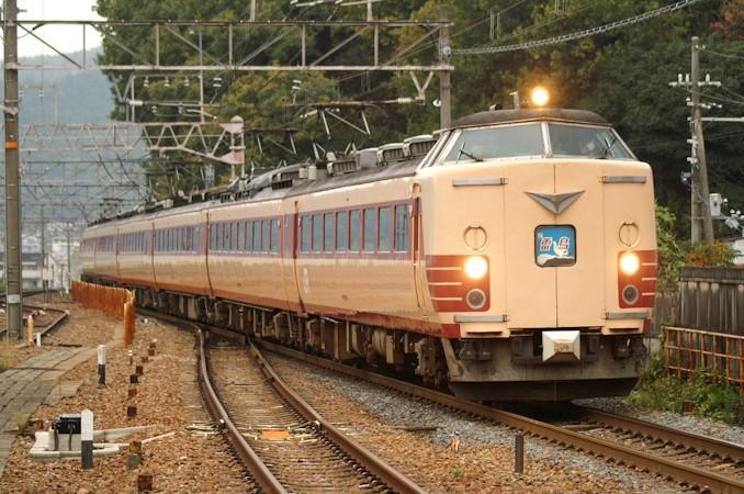 【鉄道】「きらきらうえつ」もついに… 消えゆく国鉄特急電車「485系」残るはわずか26両に YouTube動画>1本 ->画像>34枚