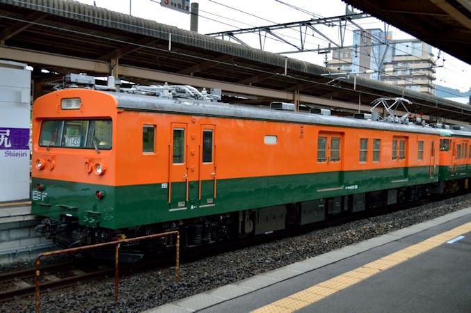 143系電車 - 日本の旅・鉄道見聞...