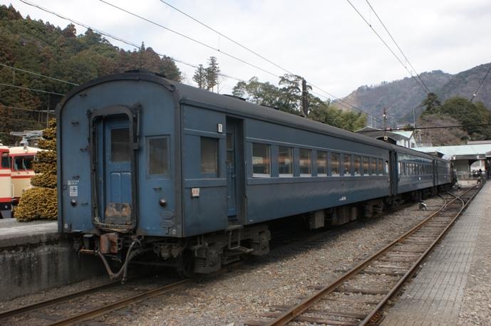 スハ43系客車 - 日本の旅・鉄道...
