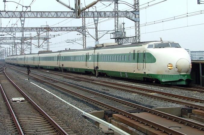 200系新幹線 - 日本の旅・鉄道見...
