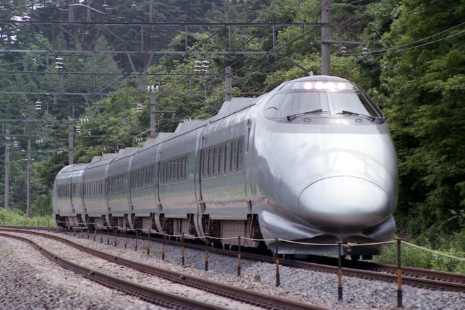 400系新幹線 - 日本の旅・鉄道見...