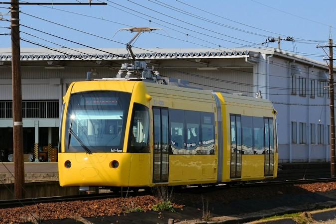 えちぜん鉄道L形 - 日本の旅・鉄...
