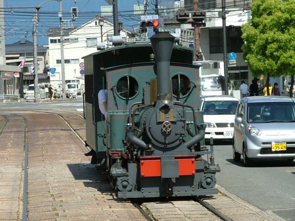 伊予鉄道ハ31形客車