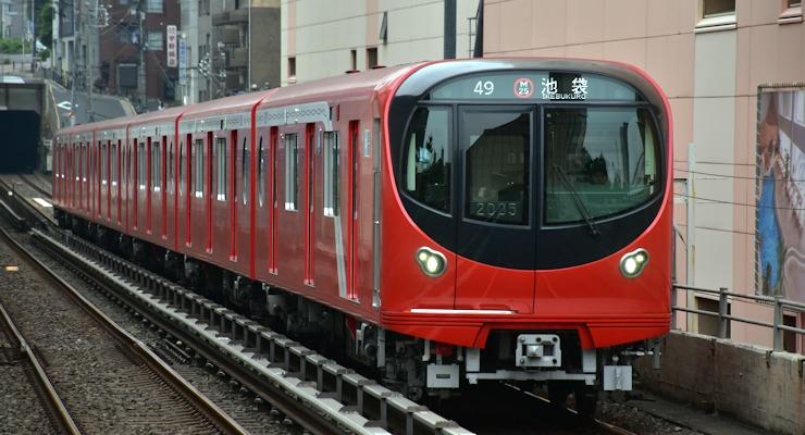 車両 東京 メトロ 東京メトロ2000系電車