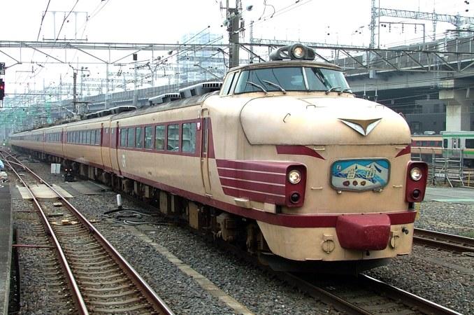 489系特急「白山」 - 日本の旅・...