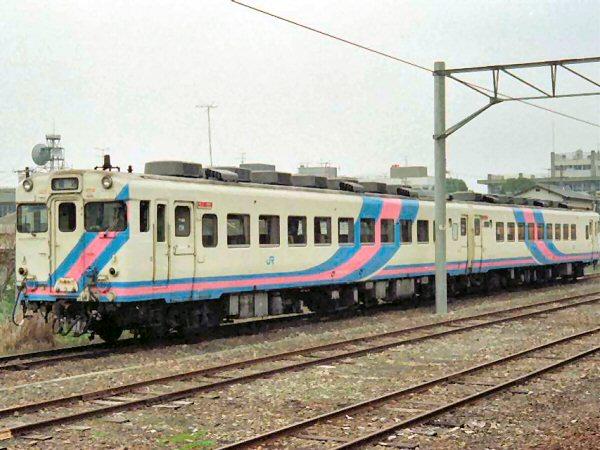 キハ58系ジョイフルトレイン「レインボー」は、JR四国発足初期に活躍し... キハ58系ジョイフ