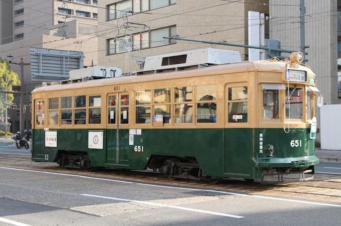 神戸市電高松線