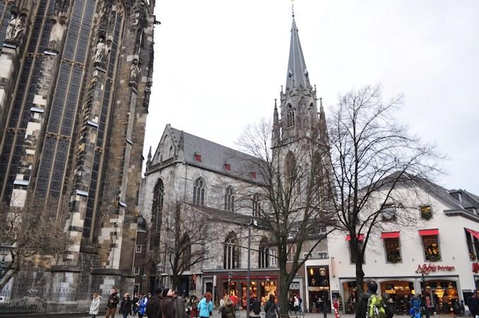 アーヘン大聖堂の画像 p1_27