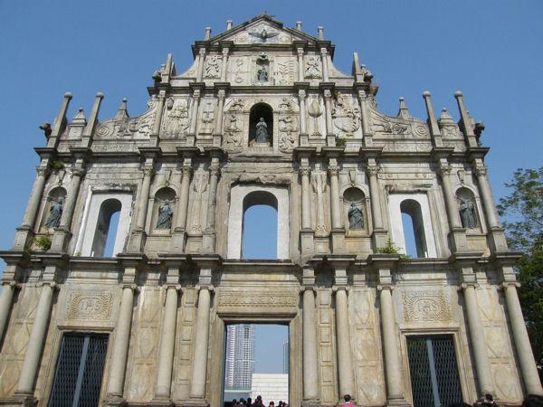 聖ポール天主堂跡の画像 p1_27