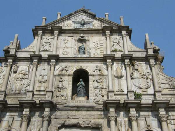聖ポール天主堂跡の画像 p1_26