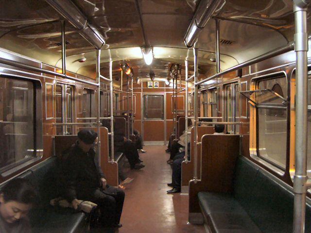 地下鉄 平壌