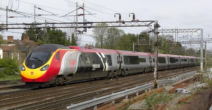 イギリス鉄道390形電車