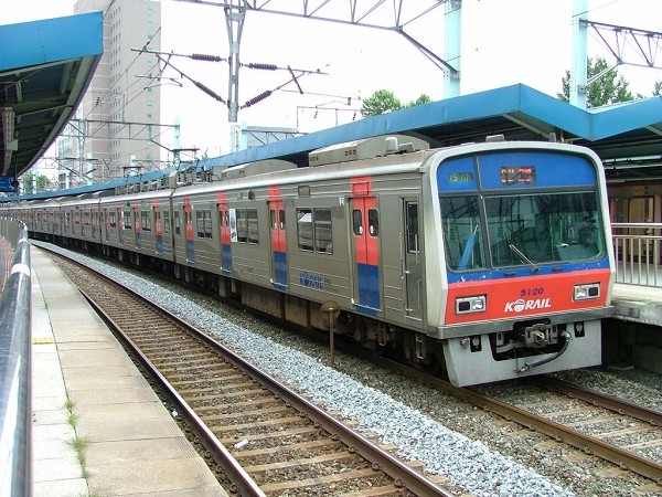 韓国鉄道100000系電車