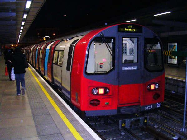 ロンドン地下鉄―その3 ~Deep le...